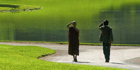 Pyin Oo Lwin, Birma, november 2012