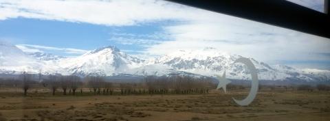 Tussen Erzincan en Erzurum