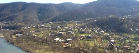 Tussen Kusaisi en Tbilisi